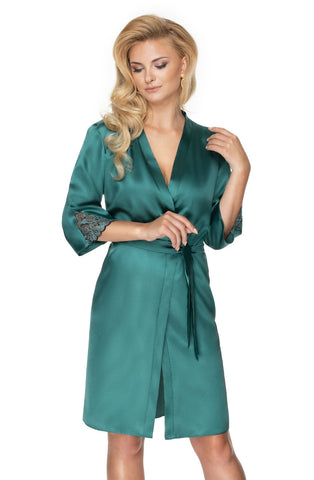 Emerald Dressing Gown