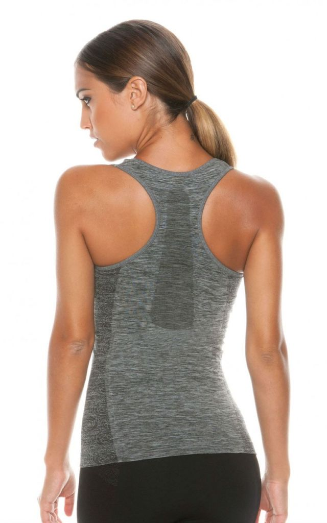 Gym Tank Top With Built In Bra - BB Lingerie