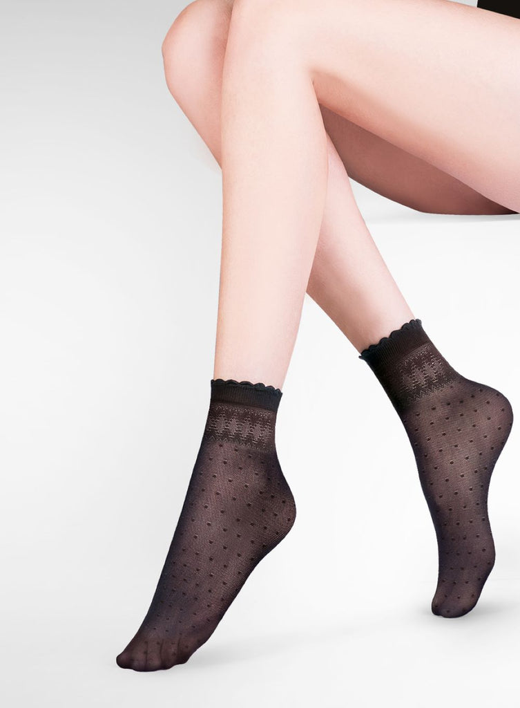 Pia Socks - BB Lingerie