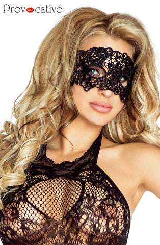 Provocative Lace Mask