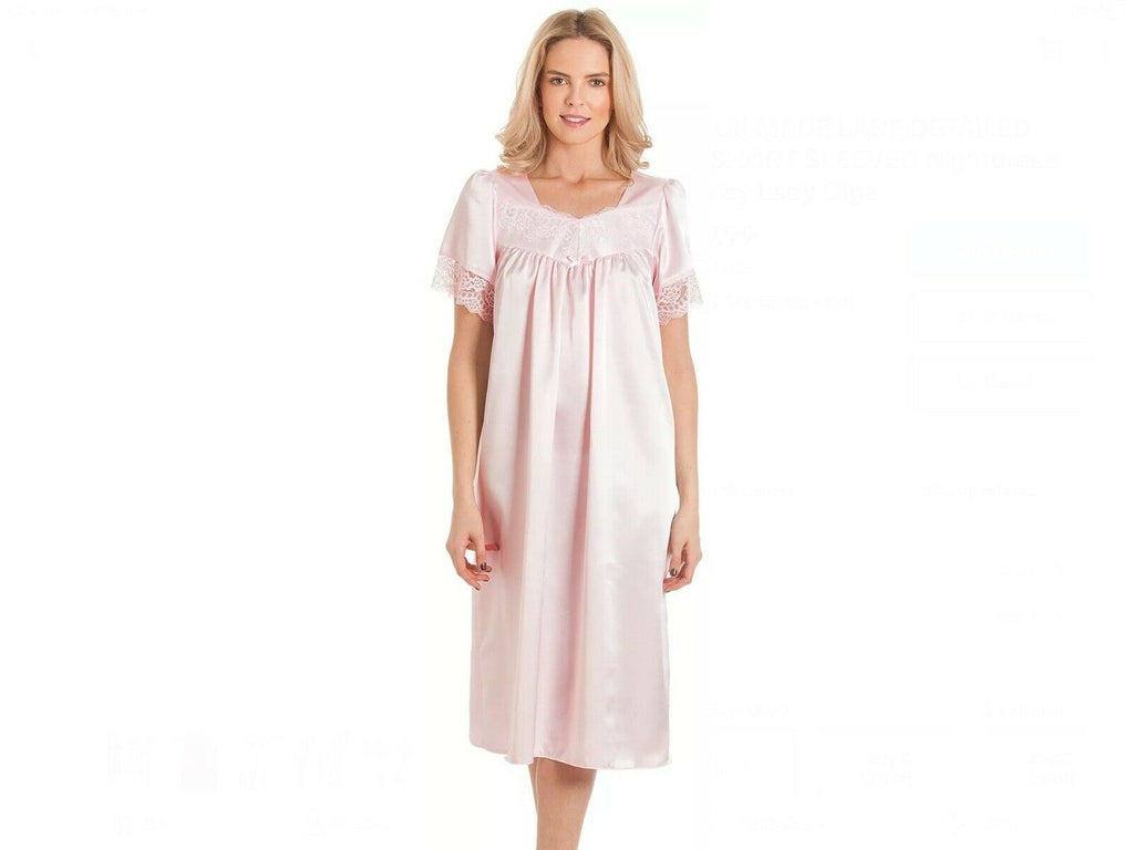 Sinead Nightdress - BB Lingerie