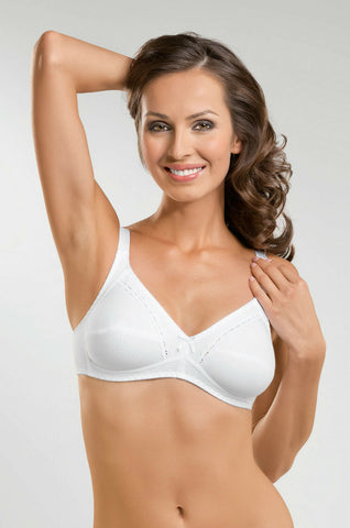 Morgan Soft Cup Cotton Bra