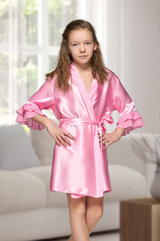 Milan Kids Robe - BB Lingerie