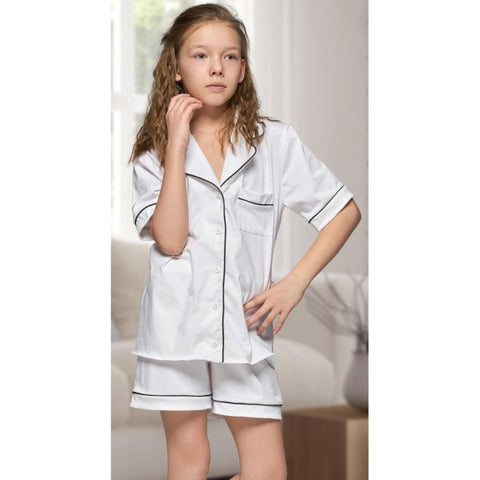 Paris Kids Cotton Pjs - BB Lingerie