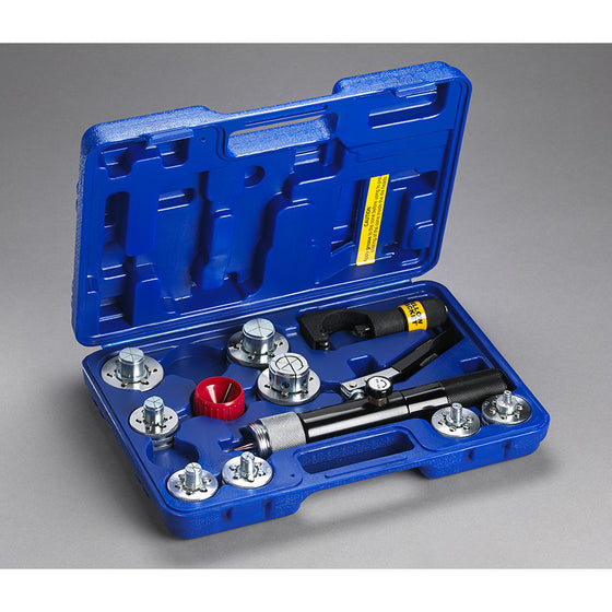 Yellow Jacket HYDRAULIC EXPANDER KIT 60493-Expander Kits-Yellow Jacket-Cool Tools HVAC-R
