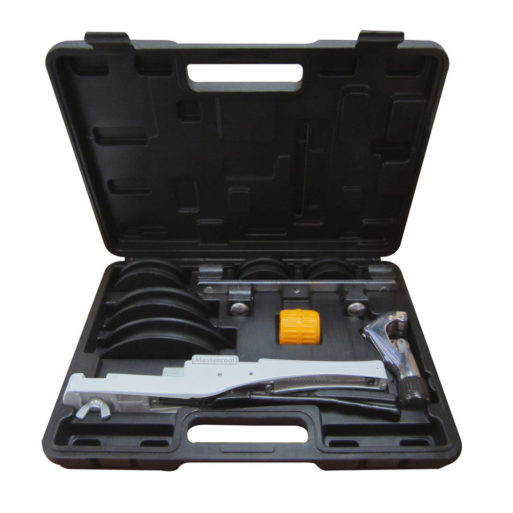 "Mastercool Ratchet tube bender Kit 3/8""-1/2""-5/8""-3/4""-7/8"" 70070-Pipe Benders-Mastercool-Cool Tools HVAC-R"