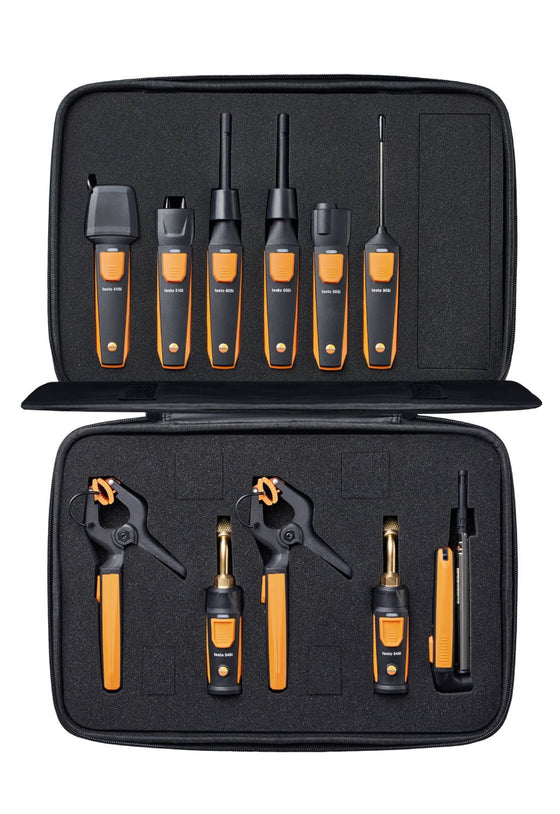 Testo Smart Probes - Ultimate HVAC/R Kit - 0563 0002 31