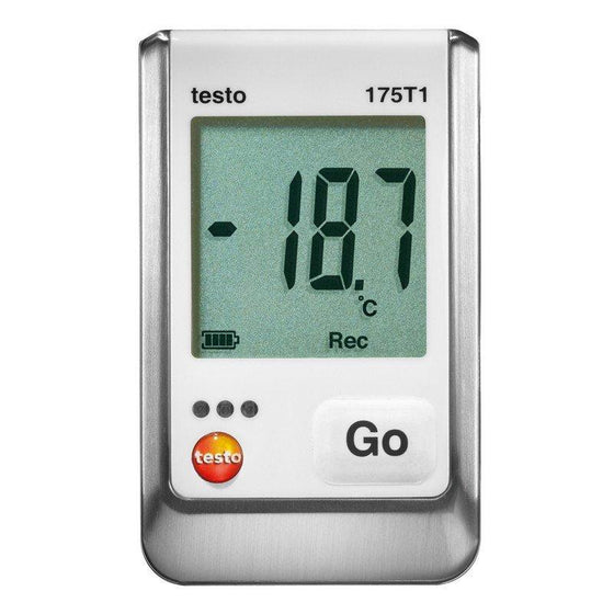 Testo 175 T1 Temperature Data Logger-Data Logger-Testo-Cool Tools HVAC-R