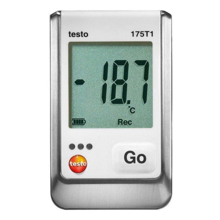 Testo 175 T1 Temperature Data Logger-Testo-Cool Tools HVAC-R