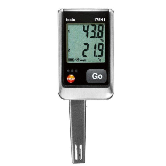 Testo 175 H1 Temperature & Humidity Logger-Data Logger-Testo-Cool Tools HVAC-R