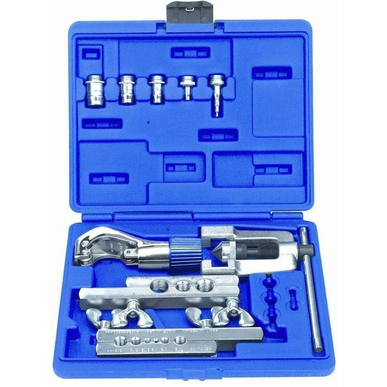 "Imperial 45° Flaring, Swaging & Cutting Kit 1/8"" to 3/4"" O.D. tubing 275-FSC-Imperial-Cool Tools HVAC-R"