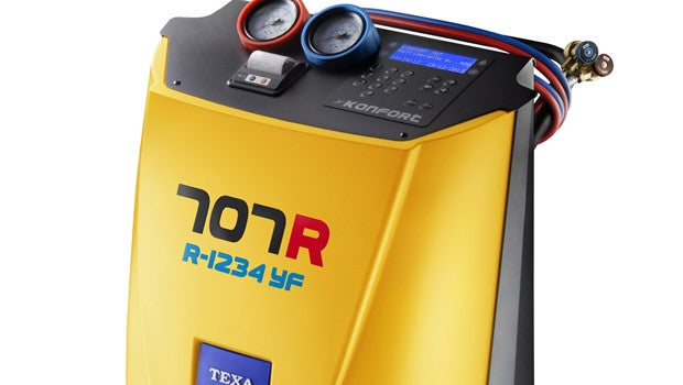 TEXA Konfort 707R Recharge Maintenance Station R1234yf