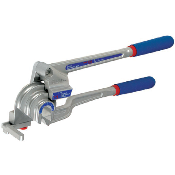 "Imperial Triple Head Lever 180° Tube Bender for 3/16"", 1/4"", 3/8"" & 1/2"" Pipe - 370-FH-Imperial-Cool Tools HVAC-R"