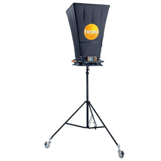 Testo 420 Telescopic Stand up to 4m-Telescopic Stand for 420-Testo-Cool Tools HVAC-R