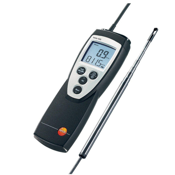 Testo 425 Thermal Anemometer-Anemometer-Testo-Cool Tools HVAC-R