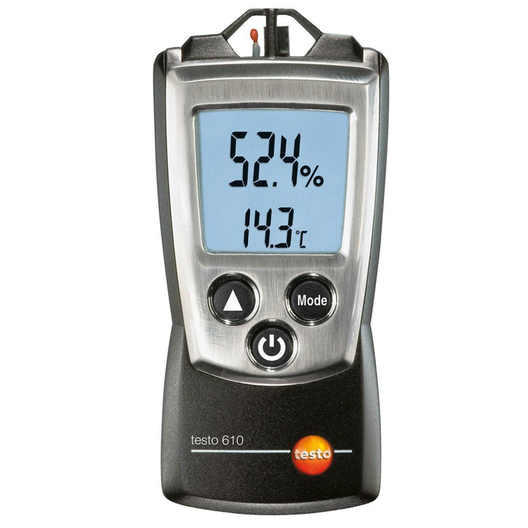 Testo 610 Pocket Sized Hygrometer-Testo-Cool Tools HVAC-R