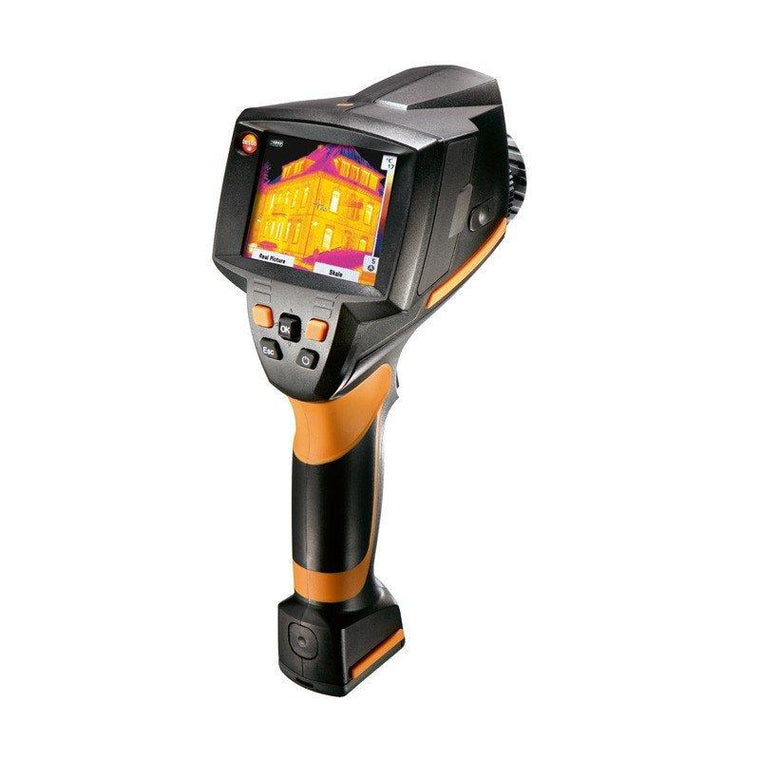 Testo 875-1i Thermal Imaging Camera 0563 0875 01-Testo-Cool Tools HVAC-R