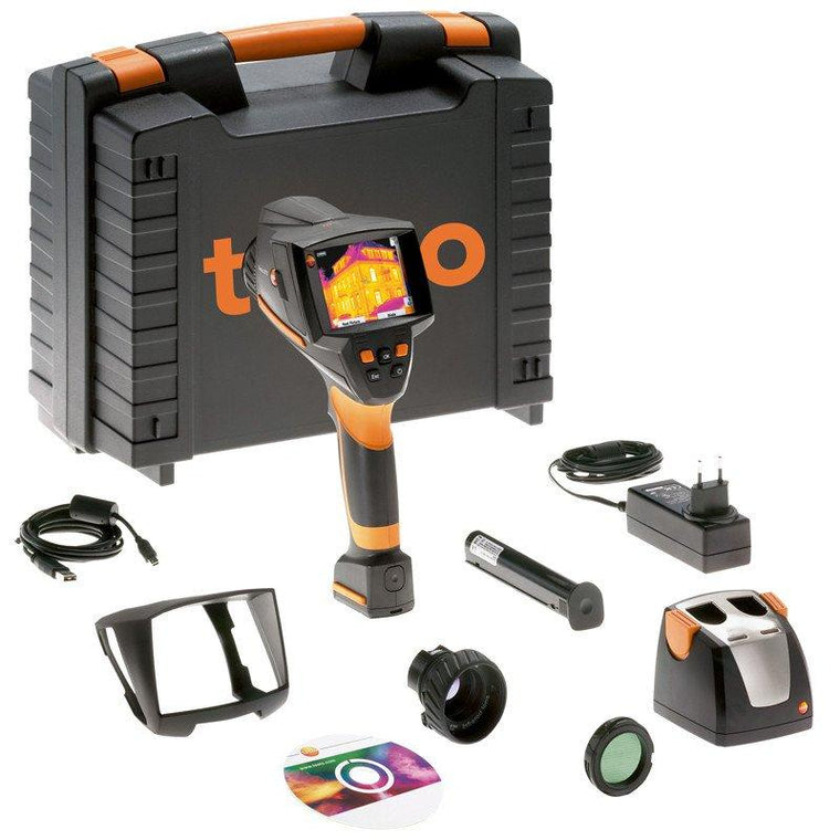 Testo 875-2i Thermal Imaging Camera Kit 0563 0875 03-Testo-Cool Tools HVAC-R