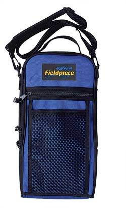 Fieldpiece Large Deluxe Meter Case - ANC8-Tool Bag-Fieldpiece-Cool Tools HVAC-R