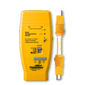 Fieldpiece Full A/C Diagnostic Fieldpack HG3 HG3K18AC-Fieldpiece-Cool Tools HVAC-R