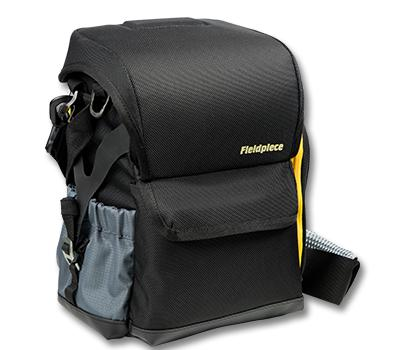 Fieldpiece Compact Service Tool Bag - BG36-Tool Bag-Fieldpiece-Cool Tools HVAC-R