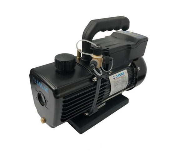 Javac CAL 141 140LM Vacuum Pump 2 Stage R32 Rated - VCL1422