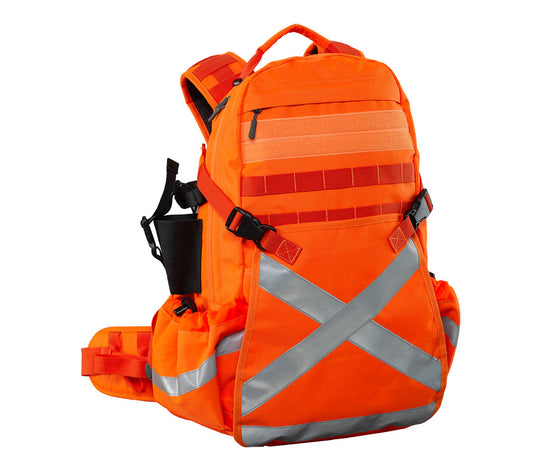 HI VIS PPE SAFETY INDUSTRIAL 32L BACKPACK - CARI6476-safety-System Control Engineering-Cool Tools HVAC-R