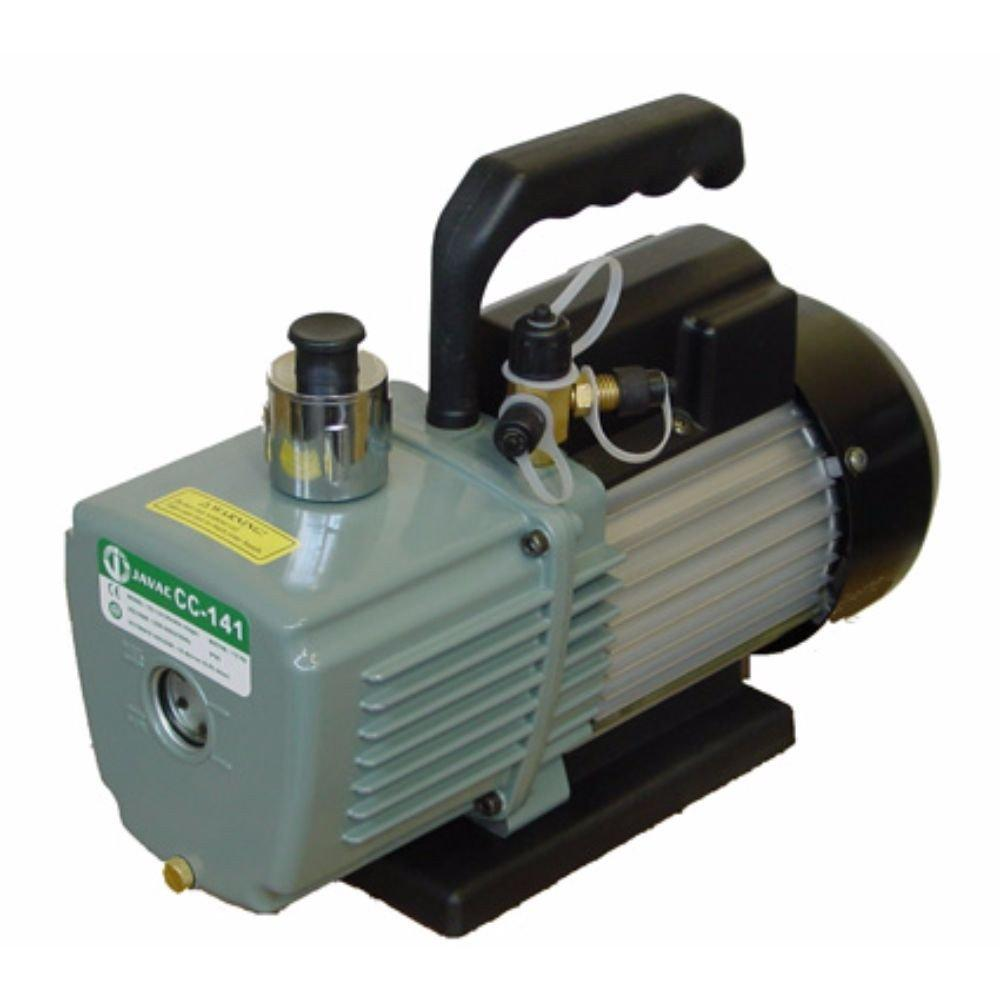 Javac CC 141 140LM Vacuum Pump 2 Stage VCQ1422-Vacuum Pumps-Javac-Cool Tools HVAC-R
