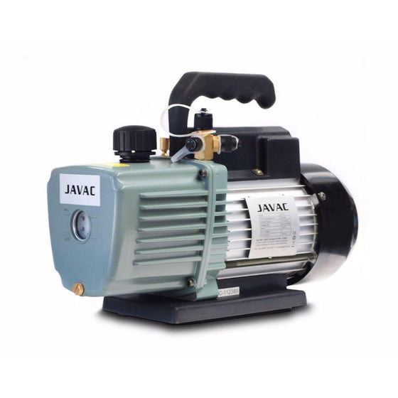 Javac CC 81 80LM Vacuum Pump 2 Stage - VCQ822-Vacuum Pumps-Javac-Cool Tools HVAC-R