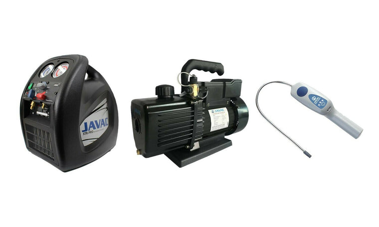 Javac Refrigeration Starter Kit COMPAK-Javac-Cool Tools HVAC-R