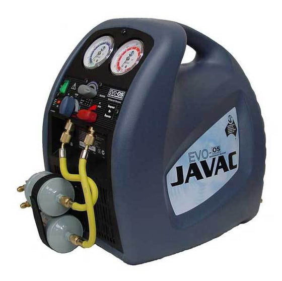 Javac Recycling Kit Addon For EVO-OS EVRR-Recovery Units-Javac-Cool Tools HVAC-R