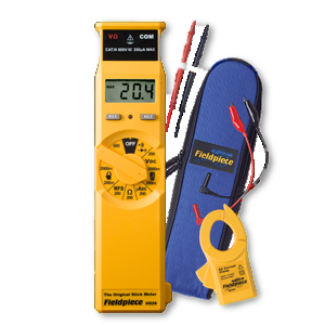 Fieldpiece Original Stick Digital Multimeter HS26-Fieldpiece HVAC Tool-Fieldpiece-Cool Tools HVAC-R