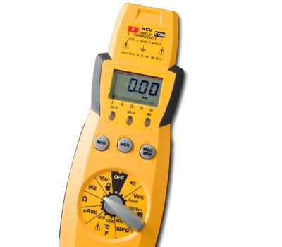 Fieldpiece Auto & Manual Ranging Stick MultiMeter - HS35-Fieldpiece HVAC Tool-Fieldpiece-Cool Tools HVAC-R