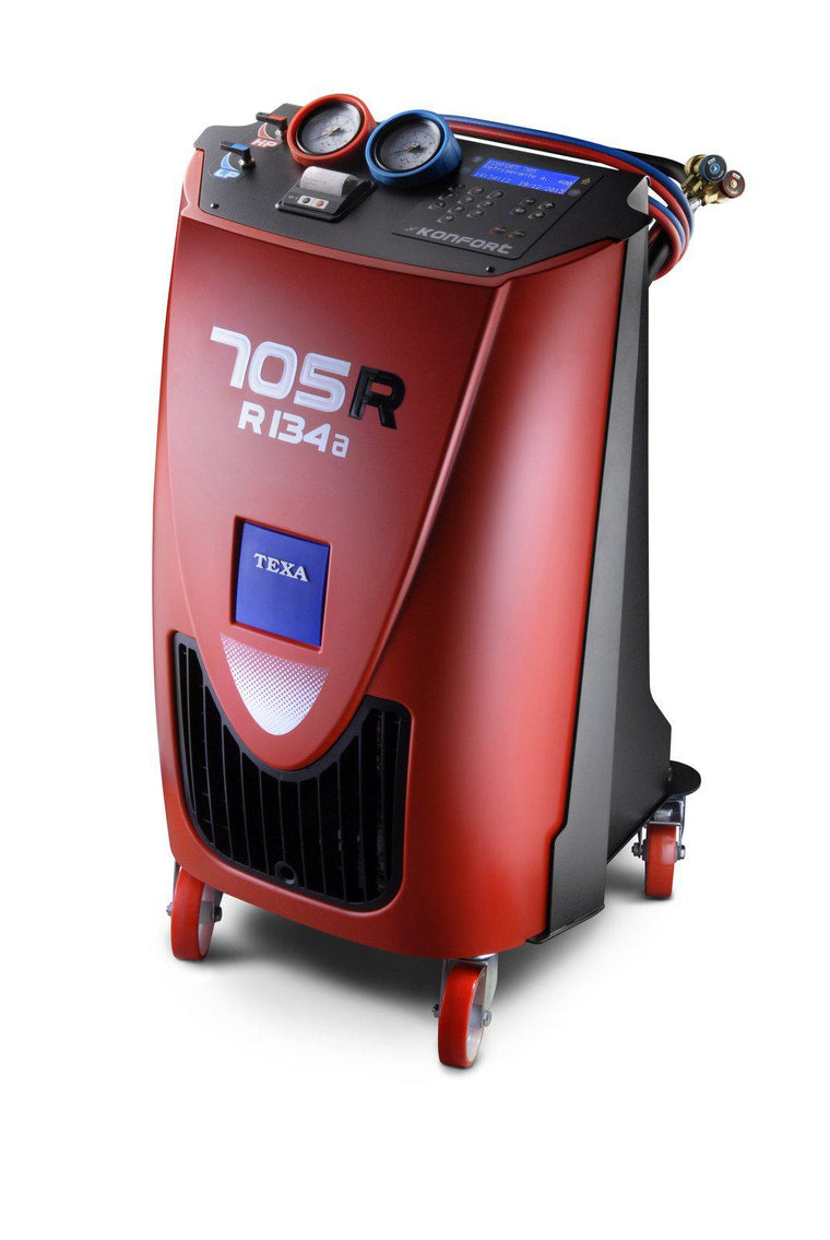 TEXA Konfort 705R Recharge Station R134a