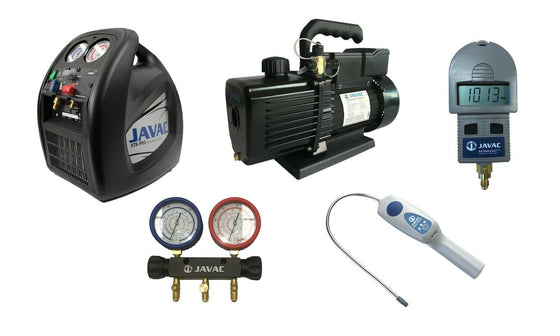 Javac Complete Refrigeration HVAC Kit PAKCOMP-Javac-Cool Tools HVAC-R