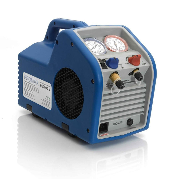 Robinair The Cube Portable Refrigerant Recovery Machine RG3000-Robinair-Cool Tools HVAC-R