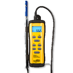 Fieldpiece Diagnostic Psychrometer SRH3-Fieldpiece HVAC Tool-Fieldpiece-Cool Tools HVAC-R
