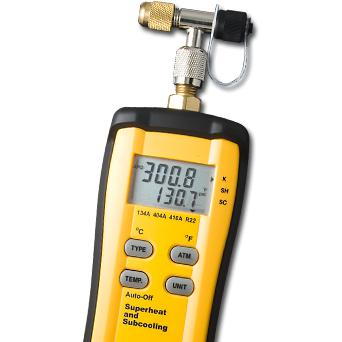 Fieldpiece superheat & subcool meter SSX34-Fieldpiece HVAC Tool-Fieldpiece-Cool Tools HVAC-R