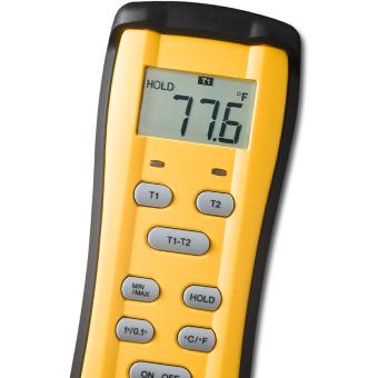 Fieldpiece Dual Input Temperature Meter ST4-Fieldpiece HVAC Tool-Fieldpiece-Cool Tools HVAC-R