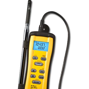 Fieldpiece In Duct Hot-wire Anemometer STA2-Fieldpiece HVAC Tool-Fieldpiece-Cool Tools HVAC-R