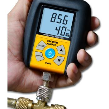 Fieldpiece Digital Vacuum Meter SVG3-Fieldpiece HVAC Tool-Fieldpiece-Cool Tools HVAC-R