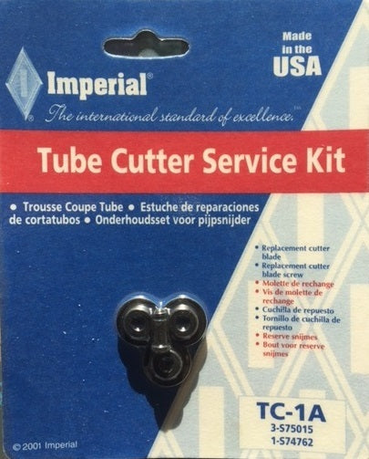 Imperial Tube Cutter Service Kit - TC1A