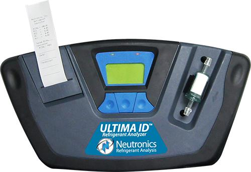 Neutronics Ultima ID™ Series Refrigerant Analyser RI-2004DX-Refrigerant Analyser-Javac-Cool Tools HVAC-R