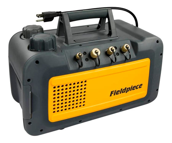Fieldpiece Vacuum Pump 226 Litres Per Minute - VP85INT-Vacuum Pumps-Fieldpiece-Cool Tools HVAC-R