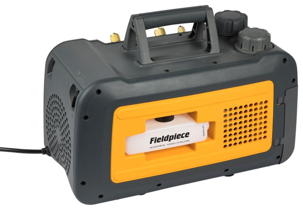 Fieldpiece Vacuum Pump 141 Litres Per Minute - VP55INT-Vacuum Pumps-Fieldpiece-Cool Tools HVAC-R