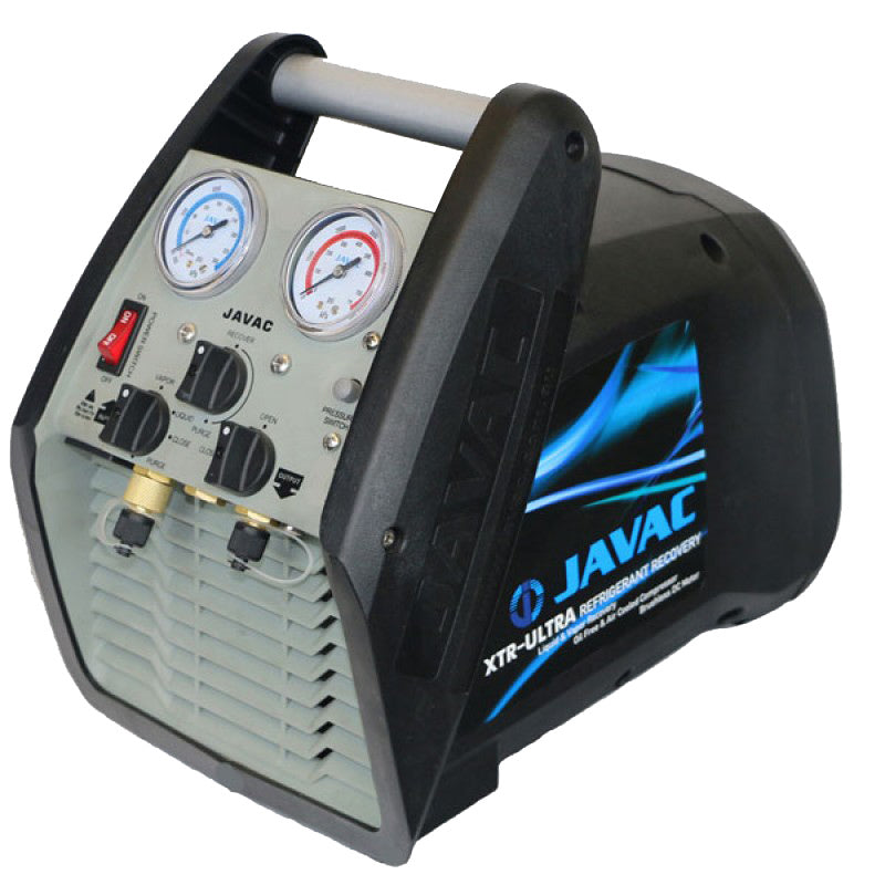 Javac Ultra Compact Twin-Speed Recovery Reclaim Unit - XTUL-2