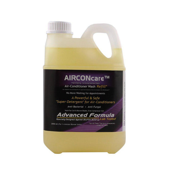 Air Conditioner Coil Cleaning Solution For Home and Automotive - AC3