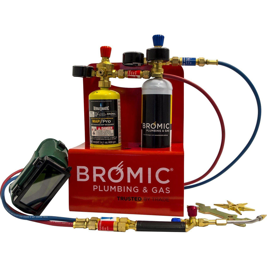 Bromic Mobile Welding & Brazing System - 1811167-welding torch-Bromic-Cool Tools HVAC-R
