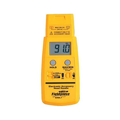 Fieldpiece Electronic Handle - EHDL1-Fieldpiece HVAC Tool-Fieldpiece-Cool Tools HVAC-R