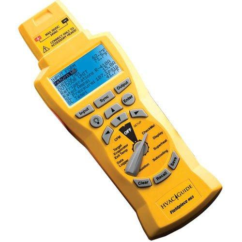Fieldpiece HVAC/R Wireless Analyser Multihead Capable - HG3-Fieldpiece-Cool Tools HVAC-R